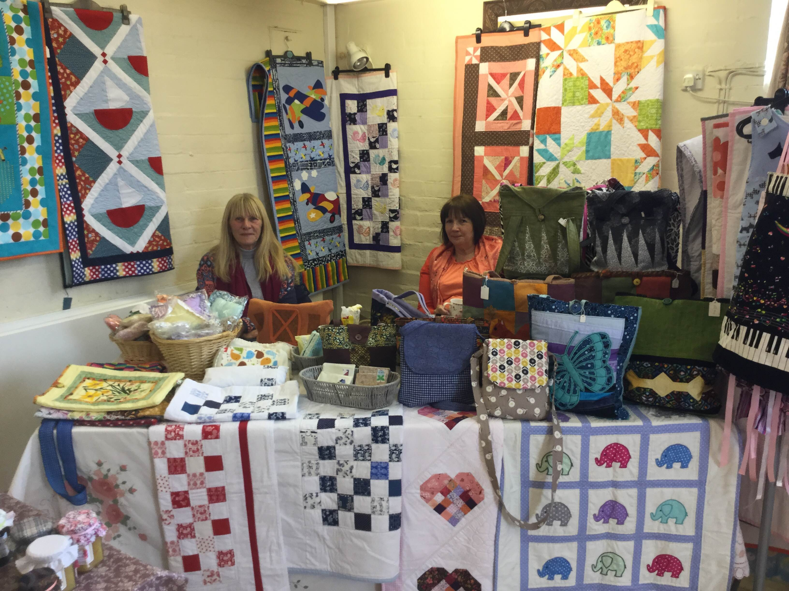 Hayes Village Hall Craft Fair